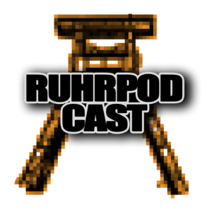 Logo for ruhrpodcast.de